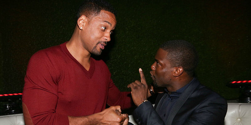 Will Smith & Kevin Hart Team Up For 'Planes, Trains & Automobiles' Remake