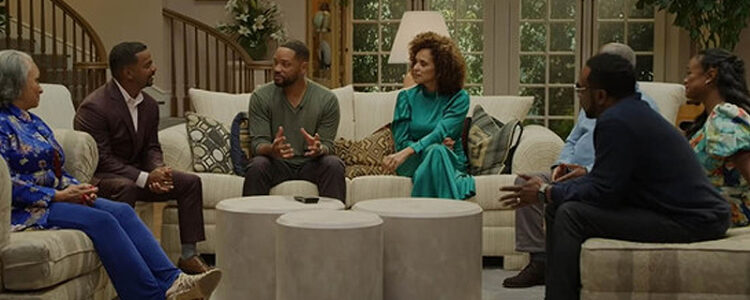 Will Smith Debuts 'The Fresh Prince of Bel-Air' Reunion Trailer